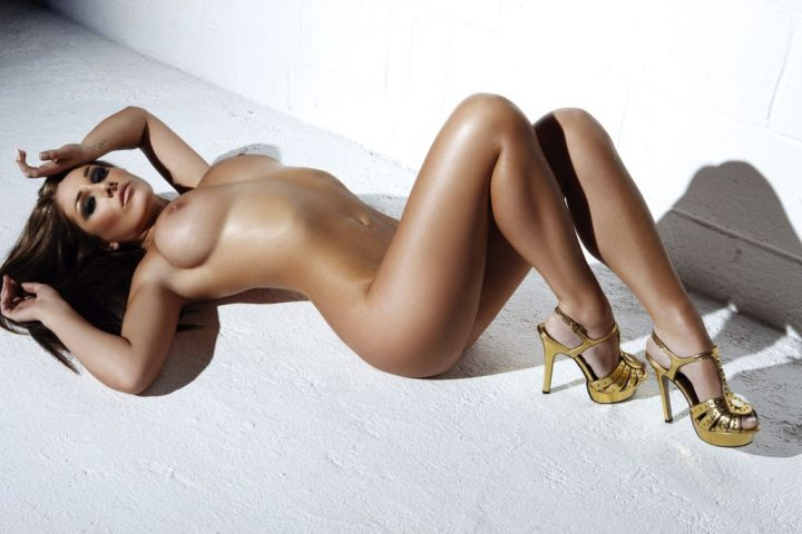 Lucy Pinder – Frank White – February 2010