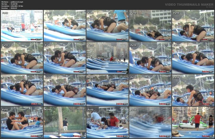 German teen picked up for sex in public