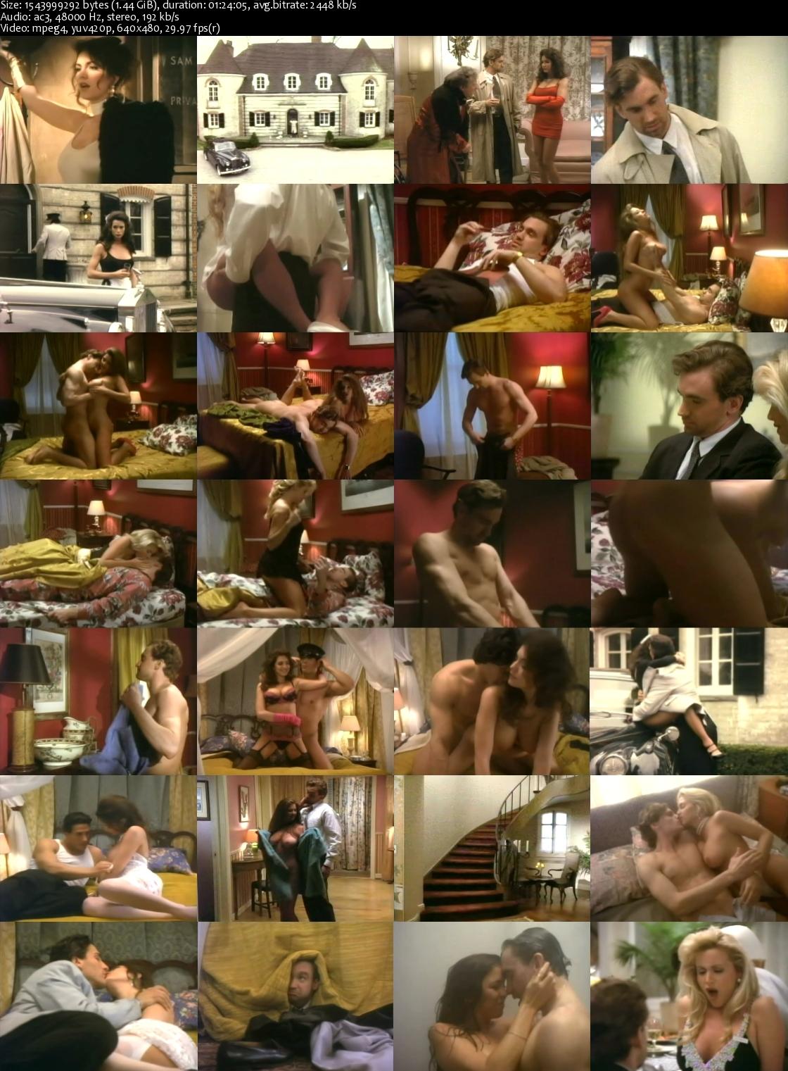 Hot lesbian seducting the maid