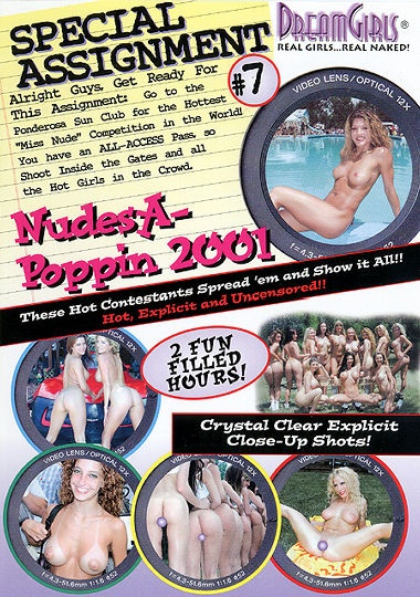 Special Assignment 7 – Nudes-A-Poppin' 2001