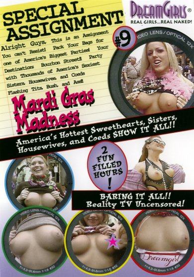 Special Assignment 9 – Mardi Gras Madness 2001 vol 3