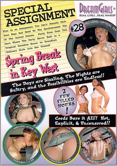 Special Assignment 28 – Spring Break In Key West 2003