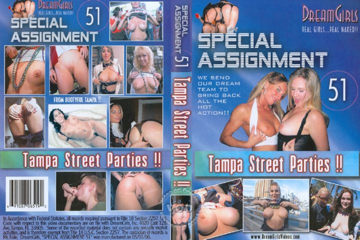 Special Assignment 51 – Tampa Street Parties