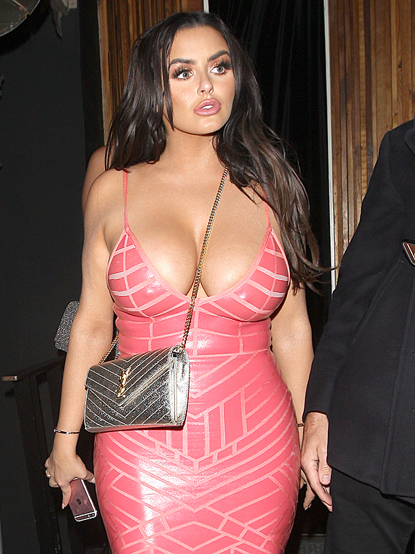 Abigail Ratchford Parties At The Nice Guy Club in West Hollywood Pictured: Abigail Ratchford Ref: SPL1308117 240616 Picture by: Photographer Group / Splash News Splash News and Pictures Los Angeles:310-821-2666 New York:212-619-2666 London:870-934-2666 photodesk@splashnews.com