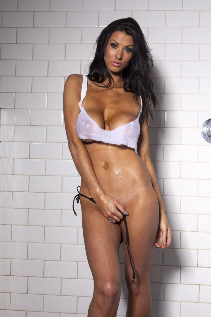 Alice Goodwin Hot Shower Tee