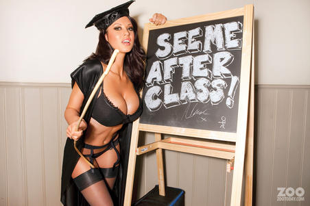 Alice Goodwin Sexy Teacher
