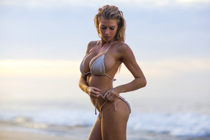 Charlotte McKinney Bikini Pics are So Hot