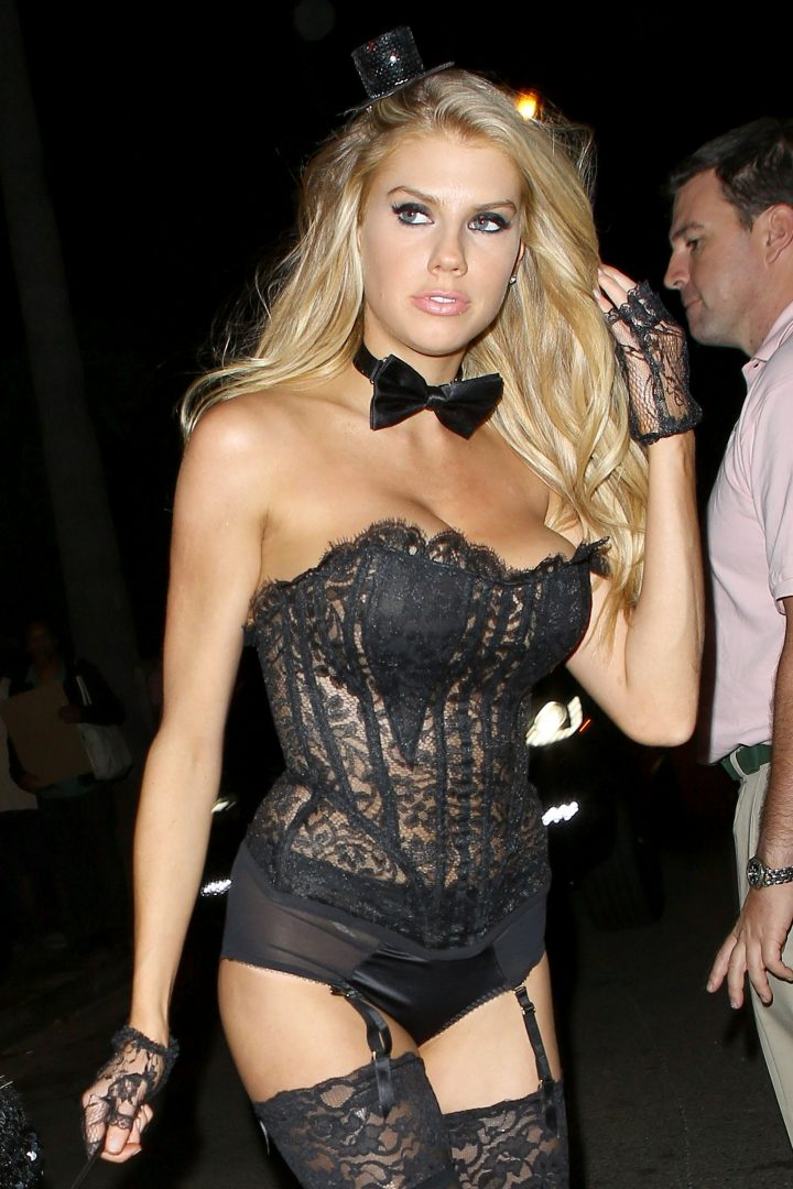 Charlotte McKinney Innocent Outfit