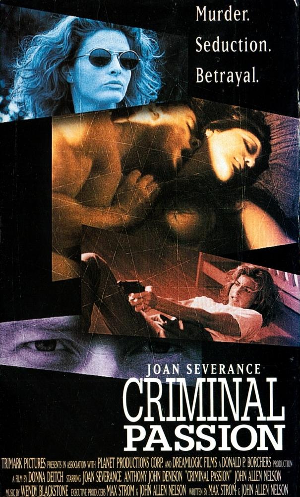 Criminal Passion (1994)