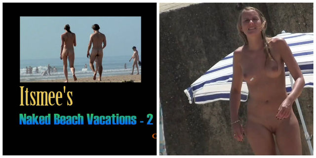 Itsmee`s naked beach vacations 02HD
