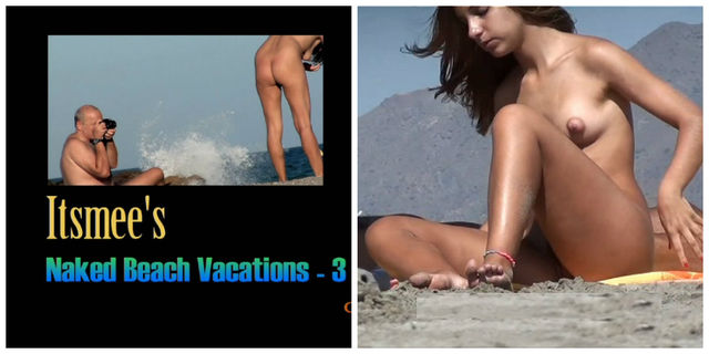 Itsmee`s naked beach vacations 03HD