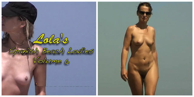 Lola`s Spanish beach lovelies 06HD