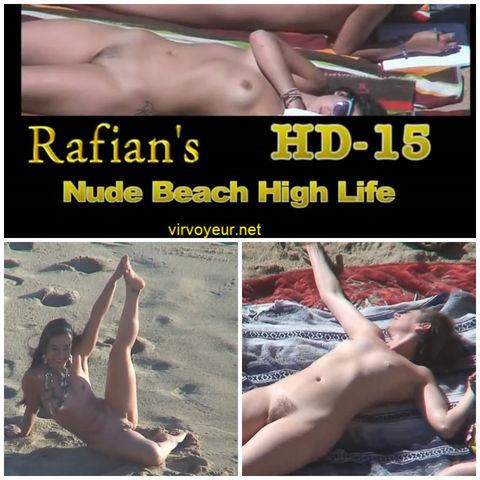 Rafian`s nude beach high life 15HD