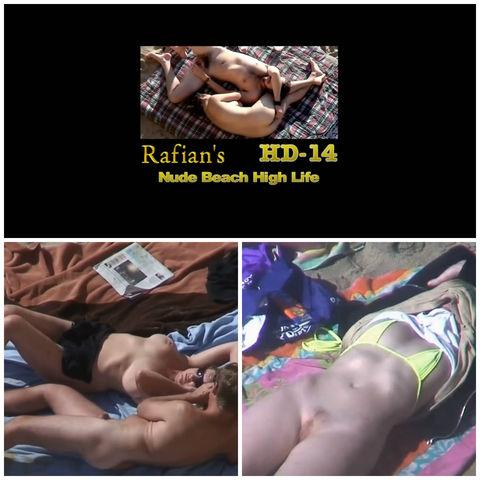 Rafian`s nude beach high life 14HD