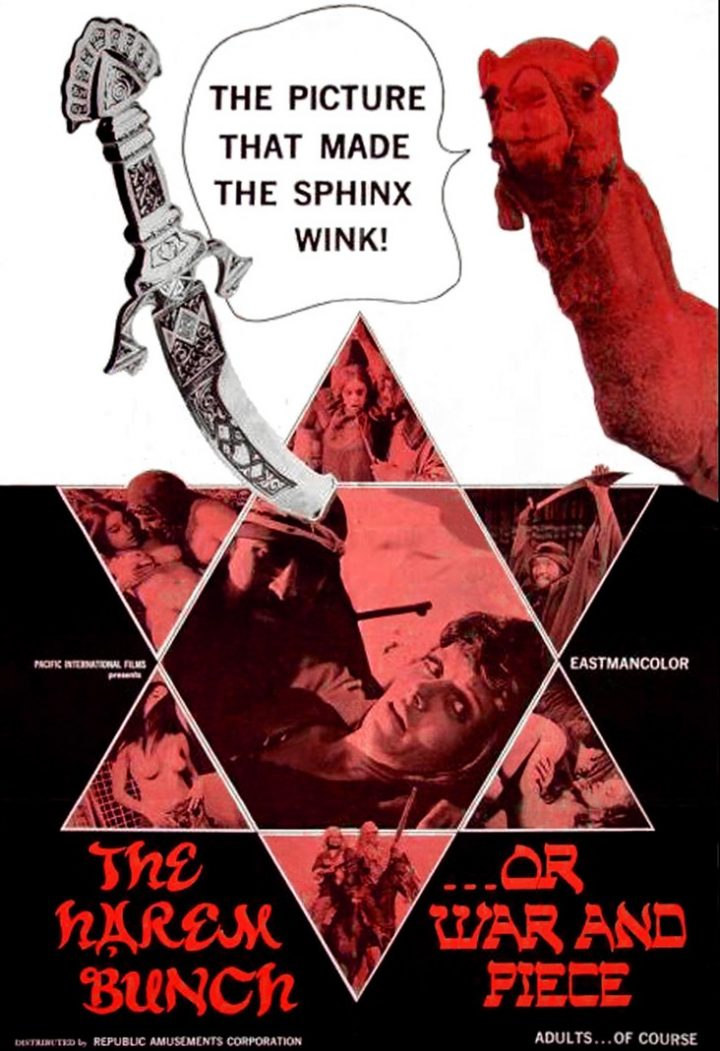 The Harem Bunch (1969)