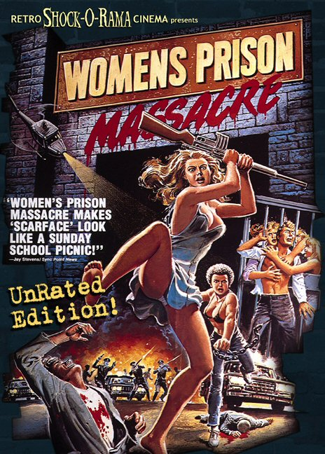 Womens Prison Massacre (1983)