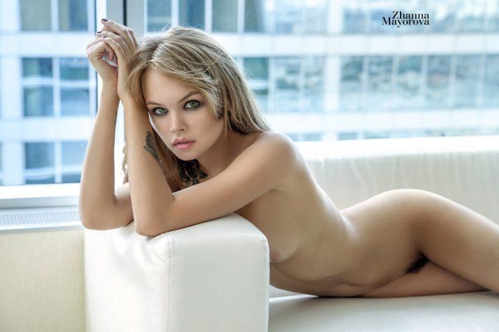 Anastasiya Scheglova PhotoShoot