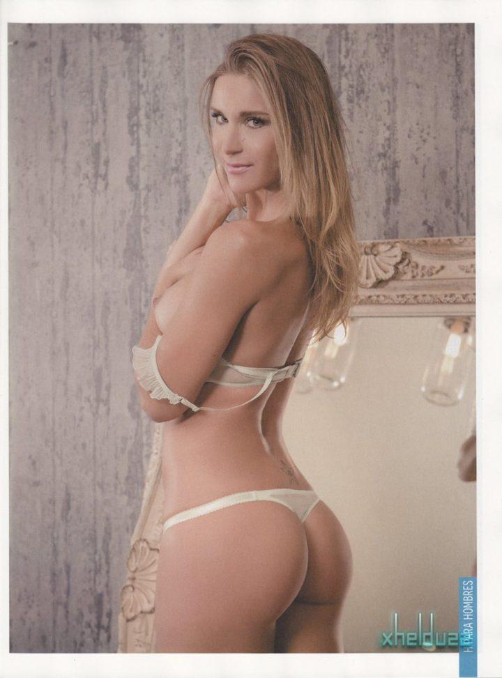 Barbara Islas Naked