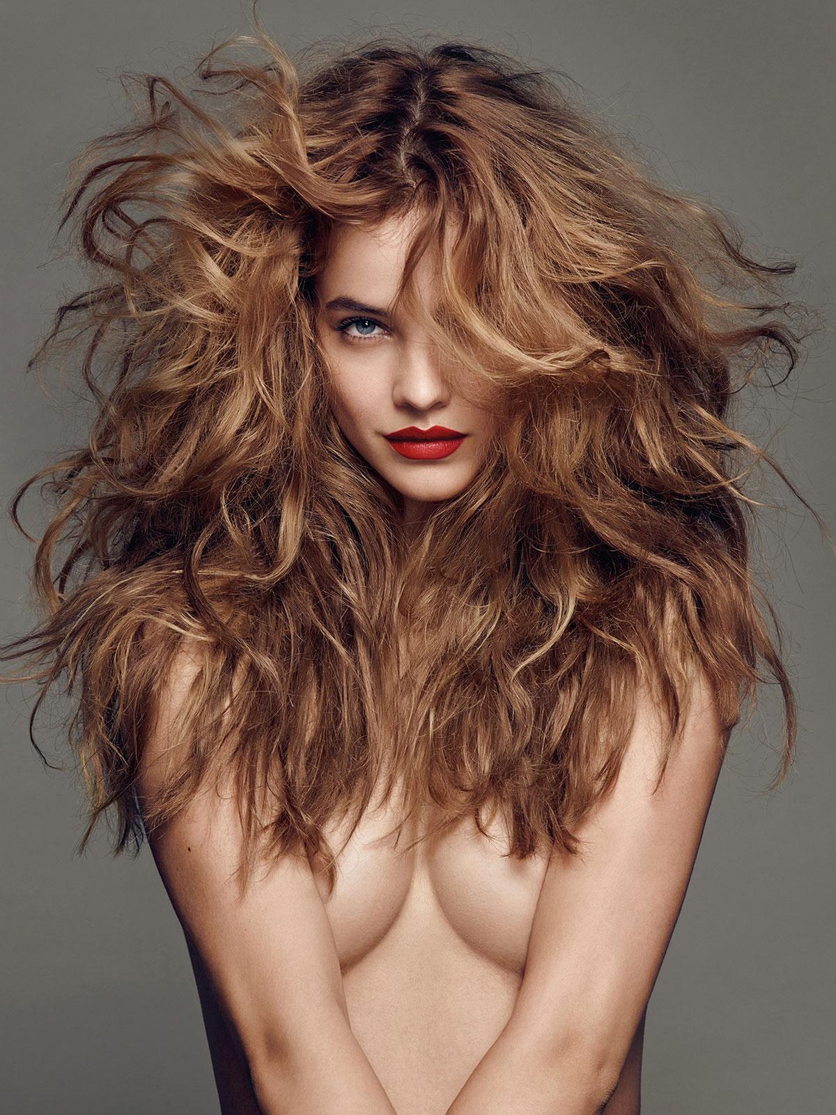 BARBARA PALVIN - Nico Bustos Photoshoot for Madame Figaro