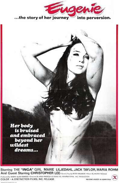 Eugenie the Story of Her Journey Into Perversion (1970)
