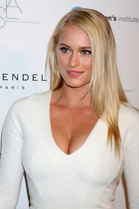 Damn, We Finally Get to See Leven Rambin Nude