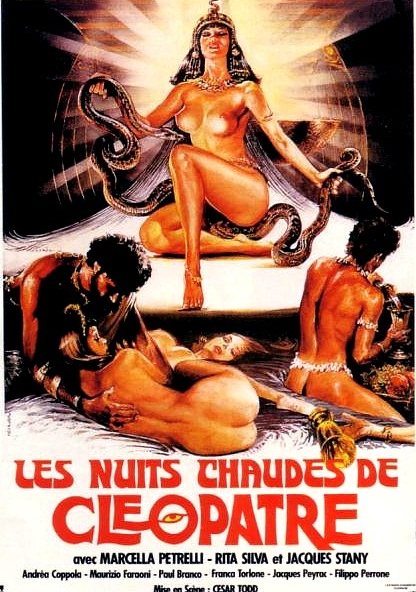 The Erotic Dreams of Cleopatra (1985)