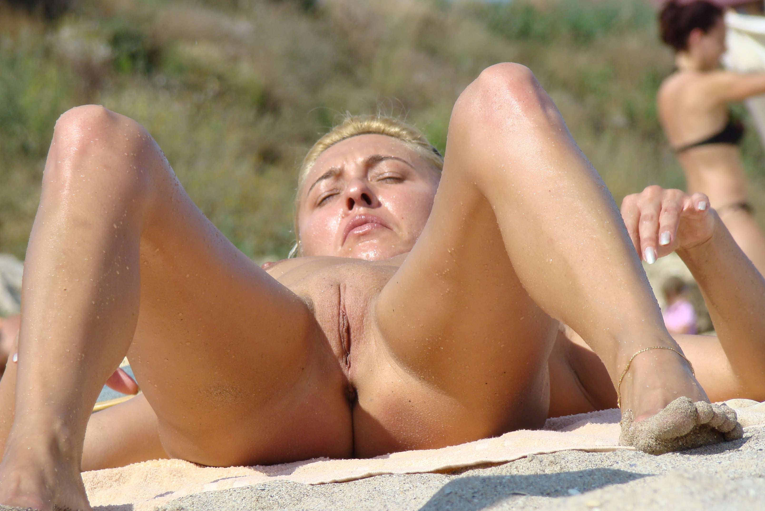 Teen girls nude at beach congratulate, magnificent