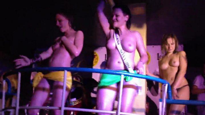 Miss Legendario Nude Party