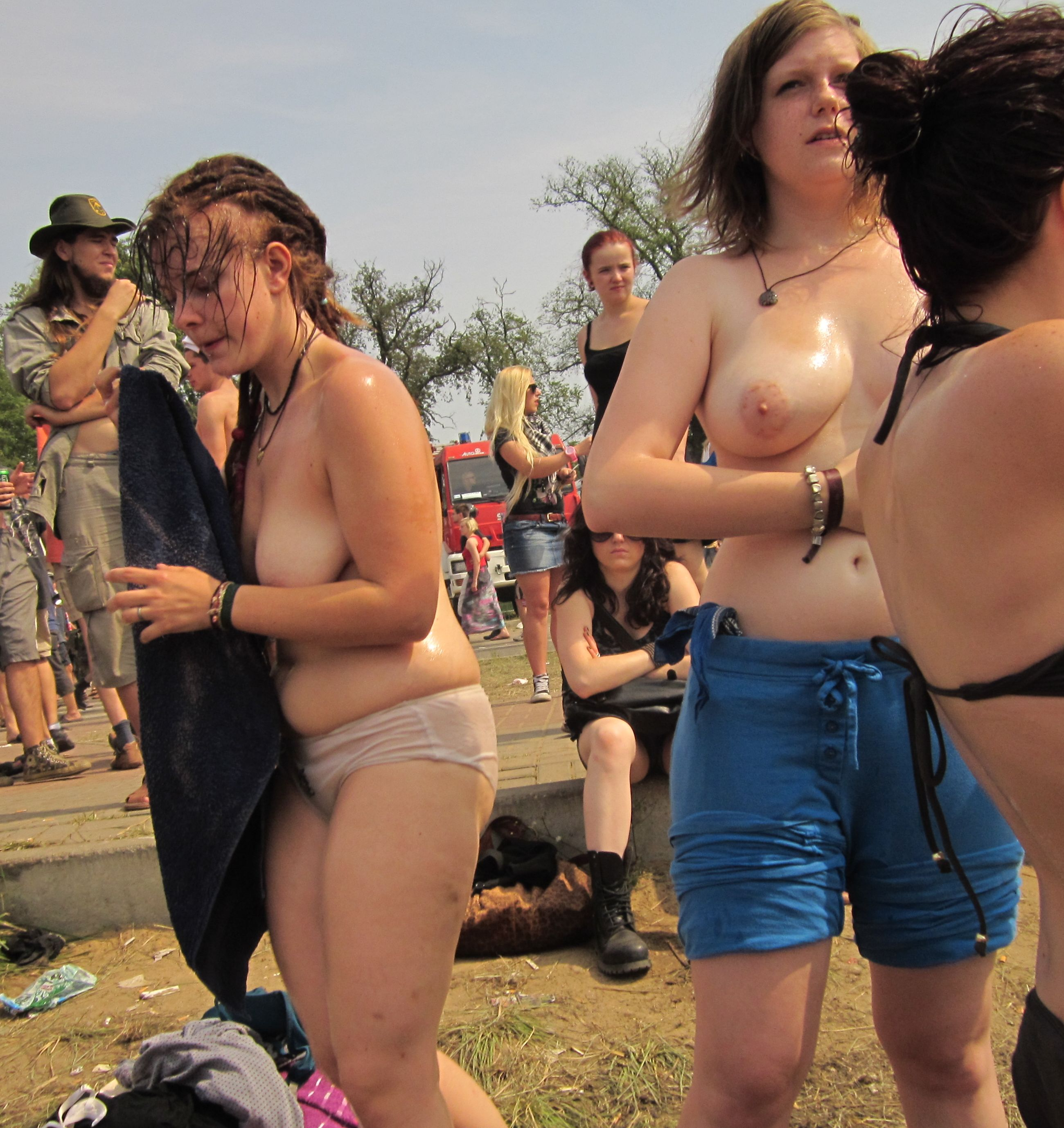 Festival nude sex pity, that
