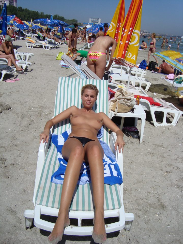 Nudism girls beach FKK