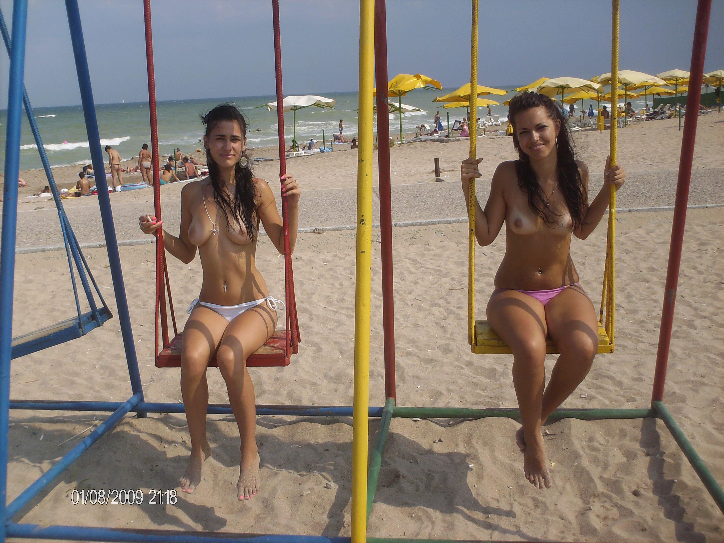 Romanian Nudists Young Girls - Voyeurpapa-3239