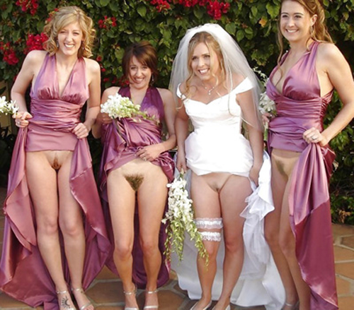 Nude pics of wedding night — photo 2