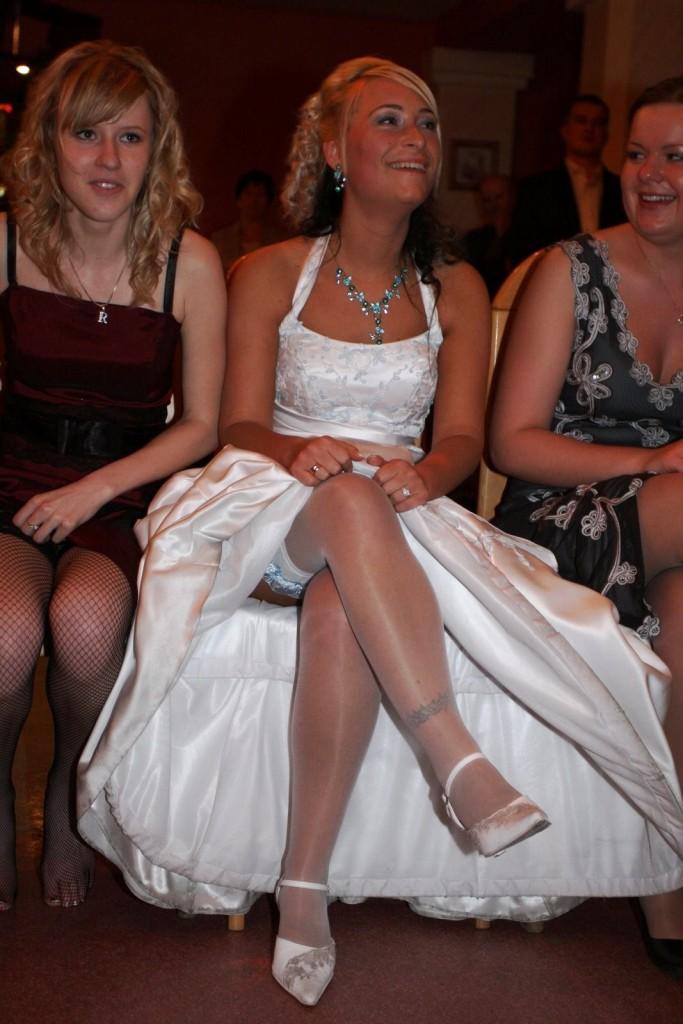 Wedding skandall SEXY and NUDE