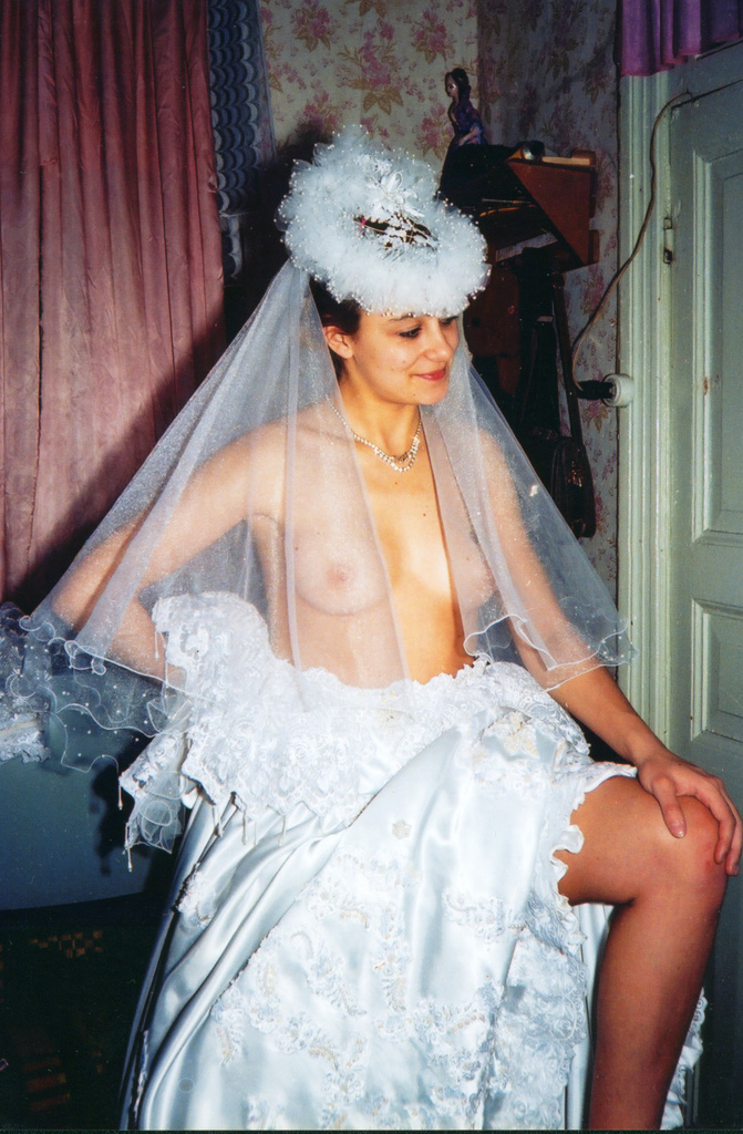 Wedding skandall SEXY and NUDE