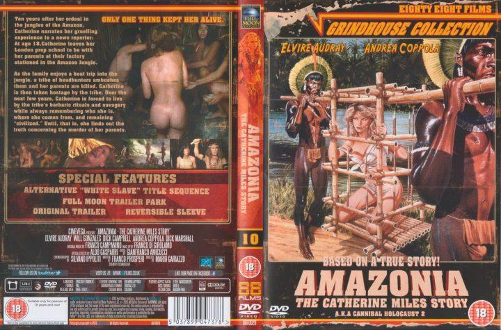 Amazonia The Catherine Miles Story