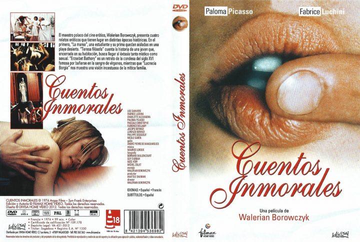 Contes Immoraux