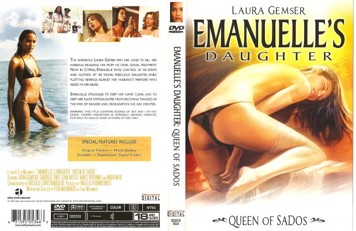 Emmanuelle Queen of sados