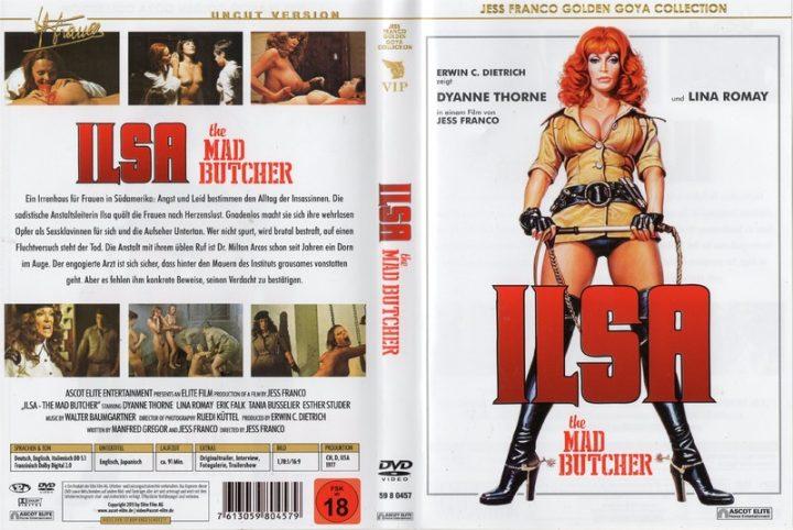 Ilsa – The Mad Butcher