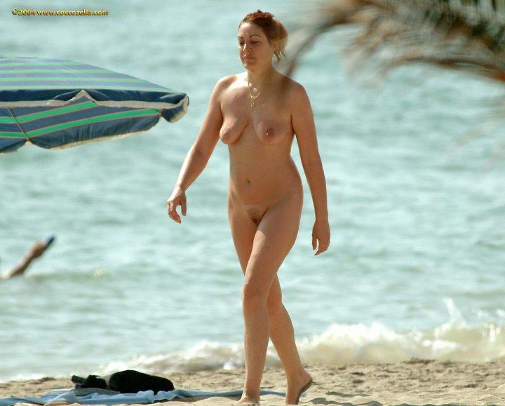 All natural pierced boobs 1