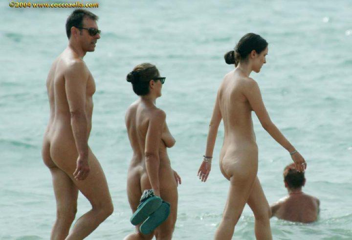 Jackass nude beach voyeur big ass hot pussy naked milfs spy 4