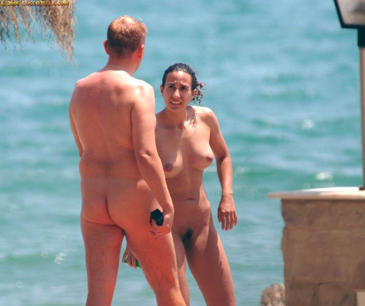 Coccozella Nudist Natural Viewer Playa Vera