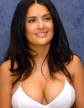 Salma Hayek Nude is Just Too Awesome