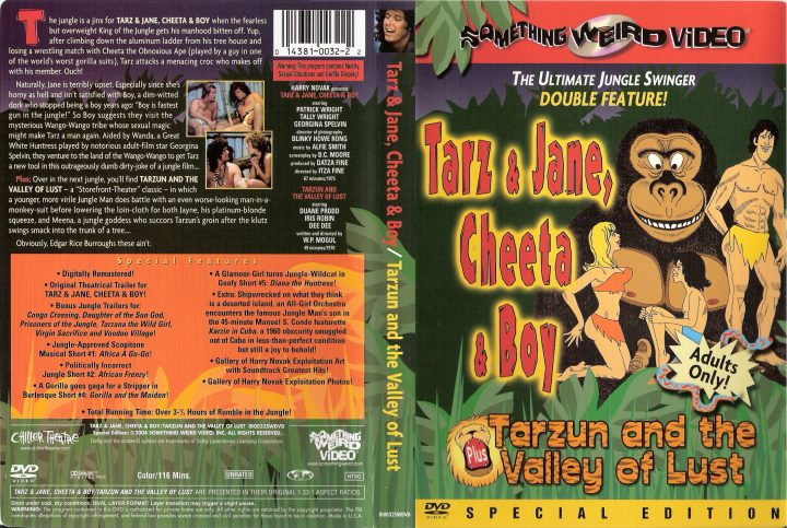 Tarz & Jane, Cheeta & Boy