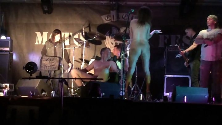 Herd Rock and XXX Motofest-Sex Game
