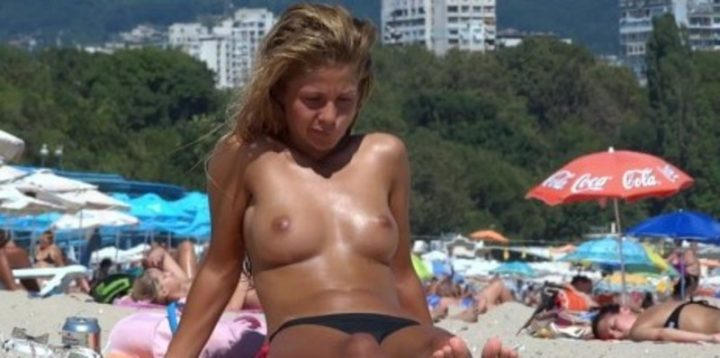 Voyeur Hidden Cams on Beach