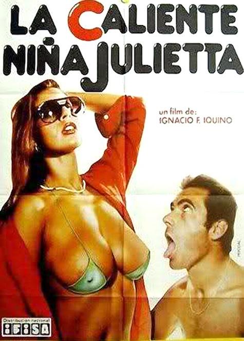 La Caliente Nina Julietta