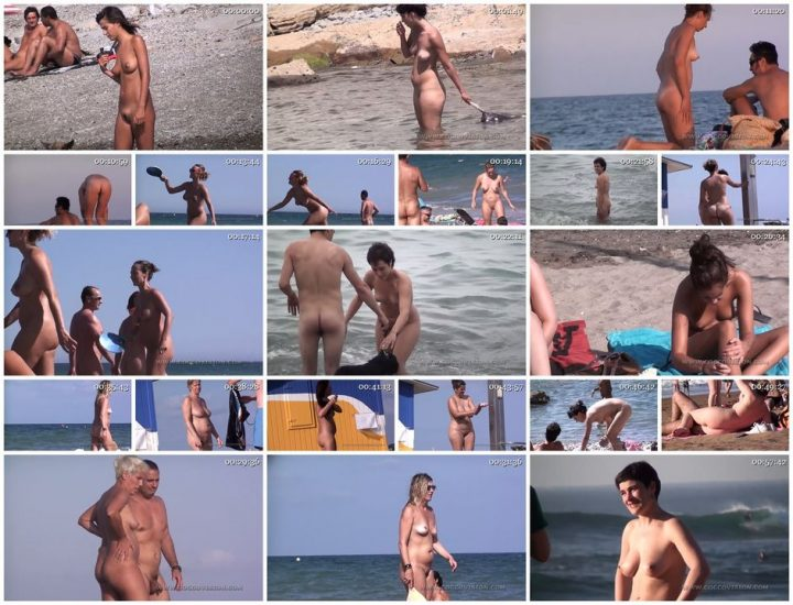 Snoopy's Nude EuroBeaches 21 HD
