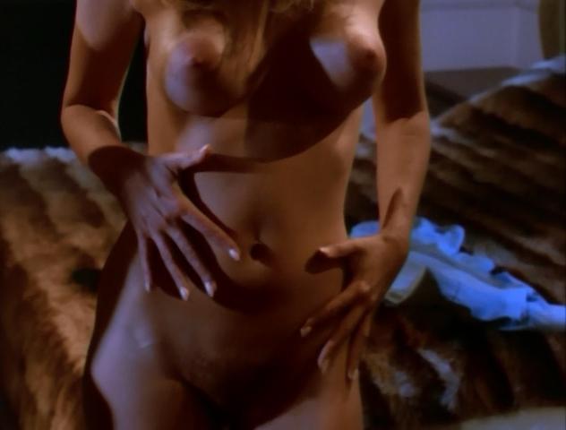 Jane Tsentas  nackt