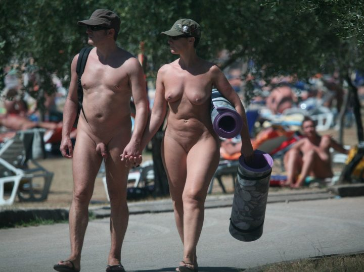 City of family nudists