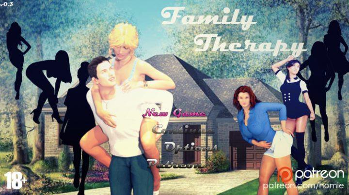 Family Therapy – [Version 0.3 by Homie] Update!